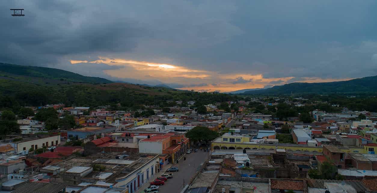 Fotografía de paisaje de Ahuacatlan