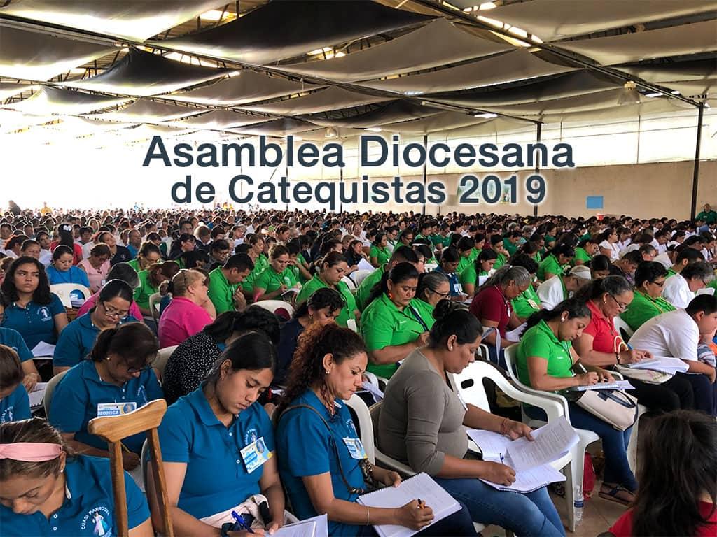 Asamblea de Catequistas 2019