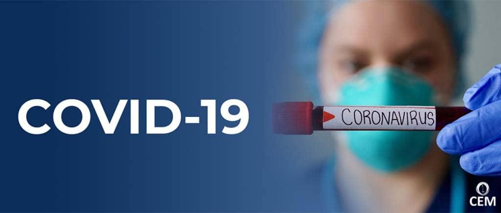 imagen del virus COVID-19